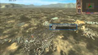 Battle #1 Year 1220 Armies France(IskaldDvale) vs Spain(snowhood42o)