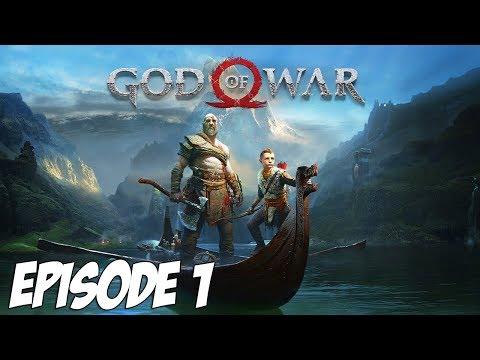 GOD OF WAR : Kratos et Atreus | Episode 1 thumbnail