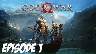 GOD OF WAR : Kratos et Atreus | Episode 1