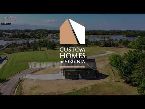 Dove Point in Poquoson VA - Waterfront New Home Community
