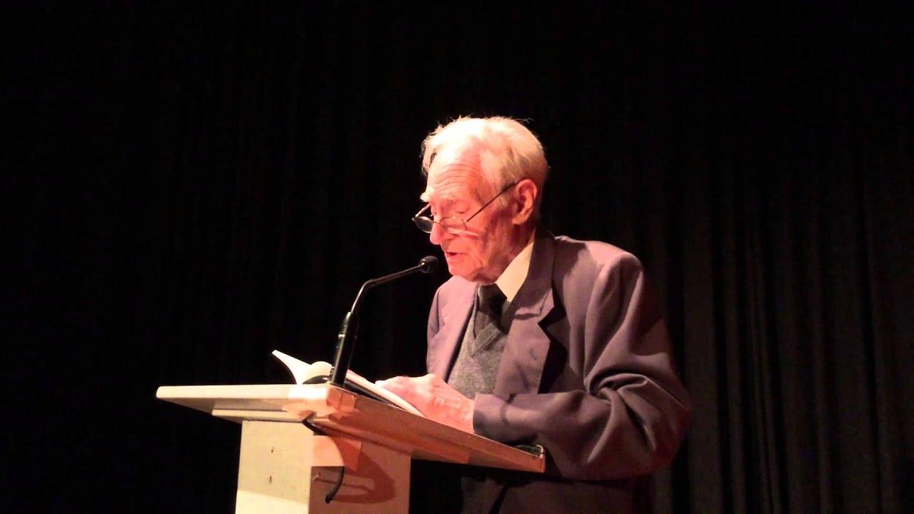 Jc Aachenende Lees Gedicht In Memoriam Hein Donner