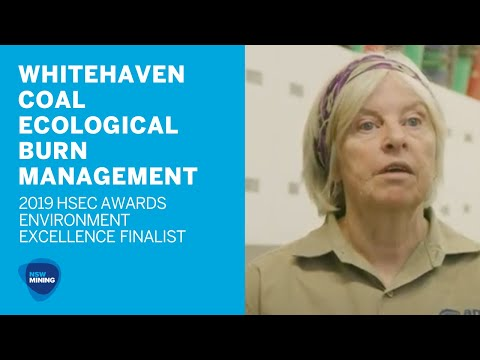 Whitehaven Coal - Ecological Burn Management
