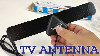 Smallest HD Digital Indoor TV Antenna by ViewTV Review