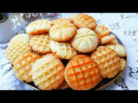 biscuits-secs-@-recette-gâteaux-facile-et-rapide---cuisine-marocaine