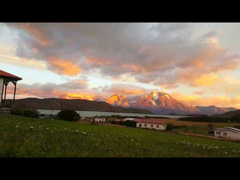 Sunrise in Patagonia | Estancia Lazo Time Lapse | Wilderness Travel