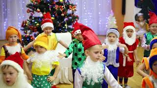 ДЕТСКИЙ САД 38 гр СМЕШАРИКИ 29 12 2015