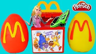 HAPPY MEAL Surprise Eggs McDonald