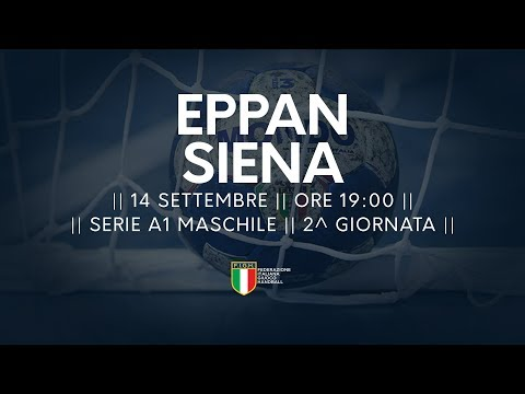 Serie A1M [2^]: Eppan - Siena 24-28