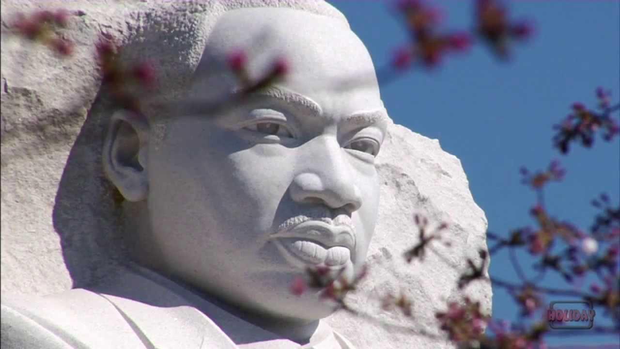 Martin Luther King Memorial Washington Dc Youtube