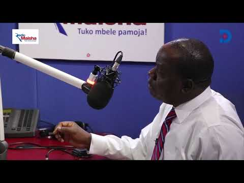 CS Matiang'i explains the importance of the Huduma Namba registration