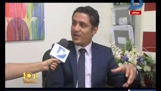 العاشرة مساء| مع وائل الإبراشي حلقة 23-10-2016 وحوار مع محمد دحلان حول حلول القضية الفلسطينية