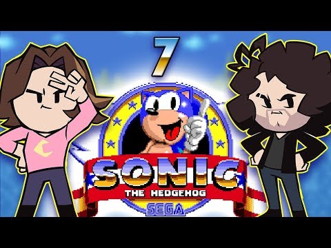 Sonic The Hedgehog: Tears of Kotaku - PART 7 - Game Grumps