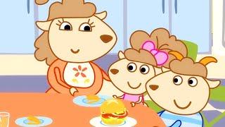 🎀 Истории Долли – Все серии подряд – Сборник 2 | Добрый мультик для малышей