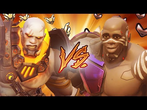Overwatch - Theirs vs Ours: DOOMFIST Vol.2