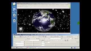 Урок 12 3D земной шар (глобус) в BluffTitler