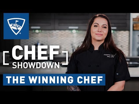 Chef Showdown | Meet Winning Chef Cat Colaizzi | Topgolf
