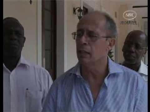SBC Seychelles: UN Team Meets President Michel 27.01.09