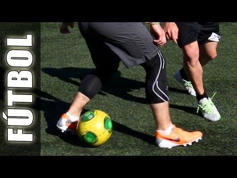 Como hacer Caños/Túneles en el fútbol