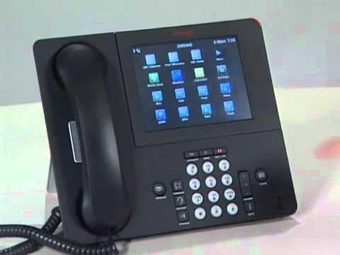 Avaya 9670G IP Phone Treiber