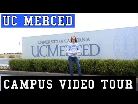 University of California Merced - Campus Tour