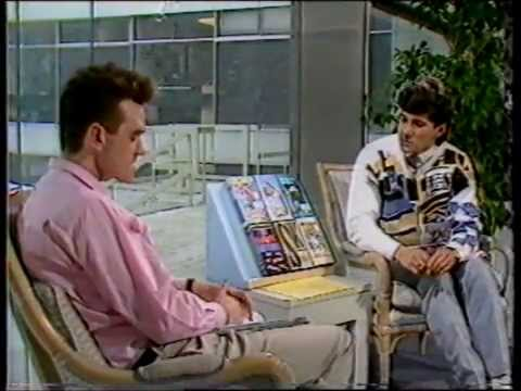 Morrissey on Pebble Mill at One (1985)