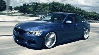 BMW 335i | Vossen CVT Directional Wheels | Rims