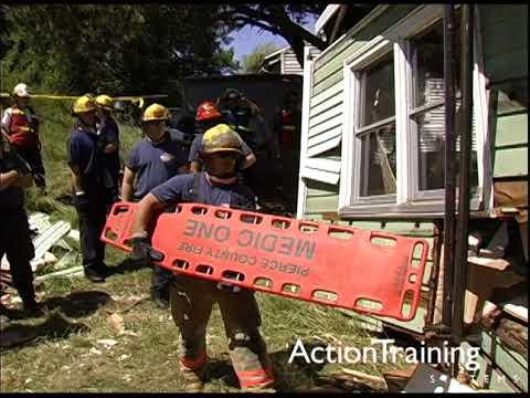 Fire Service Rescue - Structural Collapse Rescue
