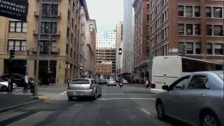 San Francisco!(This is a drive through San Francisco. In this video you will see parts of downtown San Francisco, The San Francisco Bay, The Golden Gate Bridge, Fisherman's ..., 2012-09-23T14:24:25.000Z)