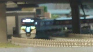 【Nゲージ】京阪3000系 2019年初詣洛楽HM付 走行動画
