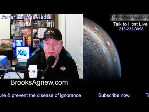 Five Ways to Defeat the Marxist Purge with Brooks Agnew on America Free Radio 17-Jan, 2021