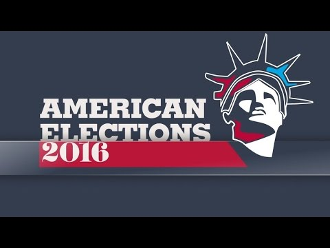 US presidential election 2016: America holds its breath