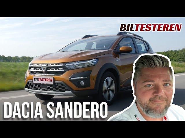 Ny bil eller gammel smadderkasse? Dacia Sandero Stepway (test)