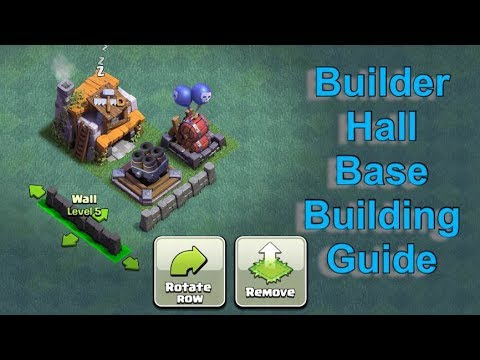 Builder Hall Base Building Guide (All Levels)
