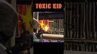 Toxic 9 Year Old Gets Destroyed #Fortnite