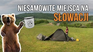 Słowacja - ciekawe miejsca blisko granicy. Jak pogoniliśmy NIEDŹWIEDZIA?!