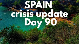 Spain Update Day 90 - Spain Tourism Lobby Fears The Worst