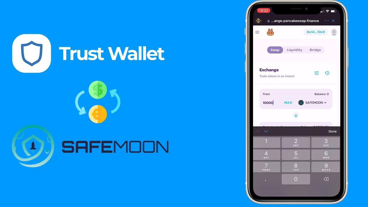 So tauschen Sie Dogecoin auf die Safeon on Trust Wallet