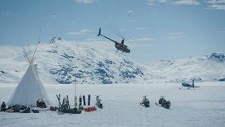 Rory Bushfield - Glacier Adventure