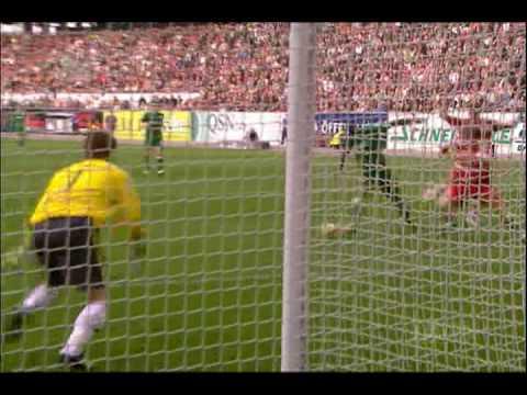 Wolfsburg - Bayern Munchen Grafite goal