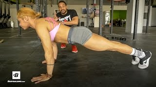 How to do Push Ups for Beginners with Progression | Barstarzz