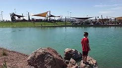 Mansel Carter Oasis Park in Queen Creek AZ