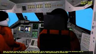 Space Shuttle Mission 2007 Road to orbit