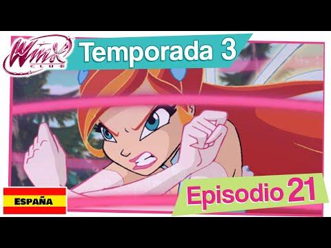 Winx Club - Temporada 3 Episodio 21 - El segreto de la torre roja - COMPLETO