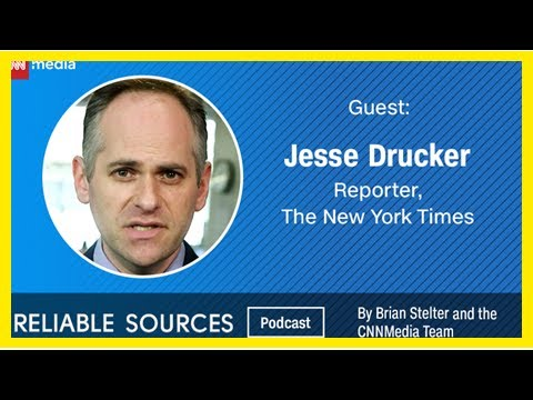 New york times' jesse drucker: following the money is a collaborative effort