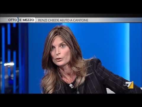 Otto e mezzo - Renzi chiede aiuto a Cantone (Puntata 17/12/2015)