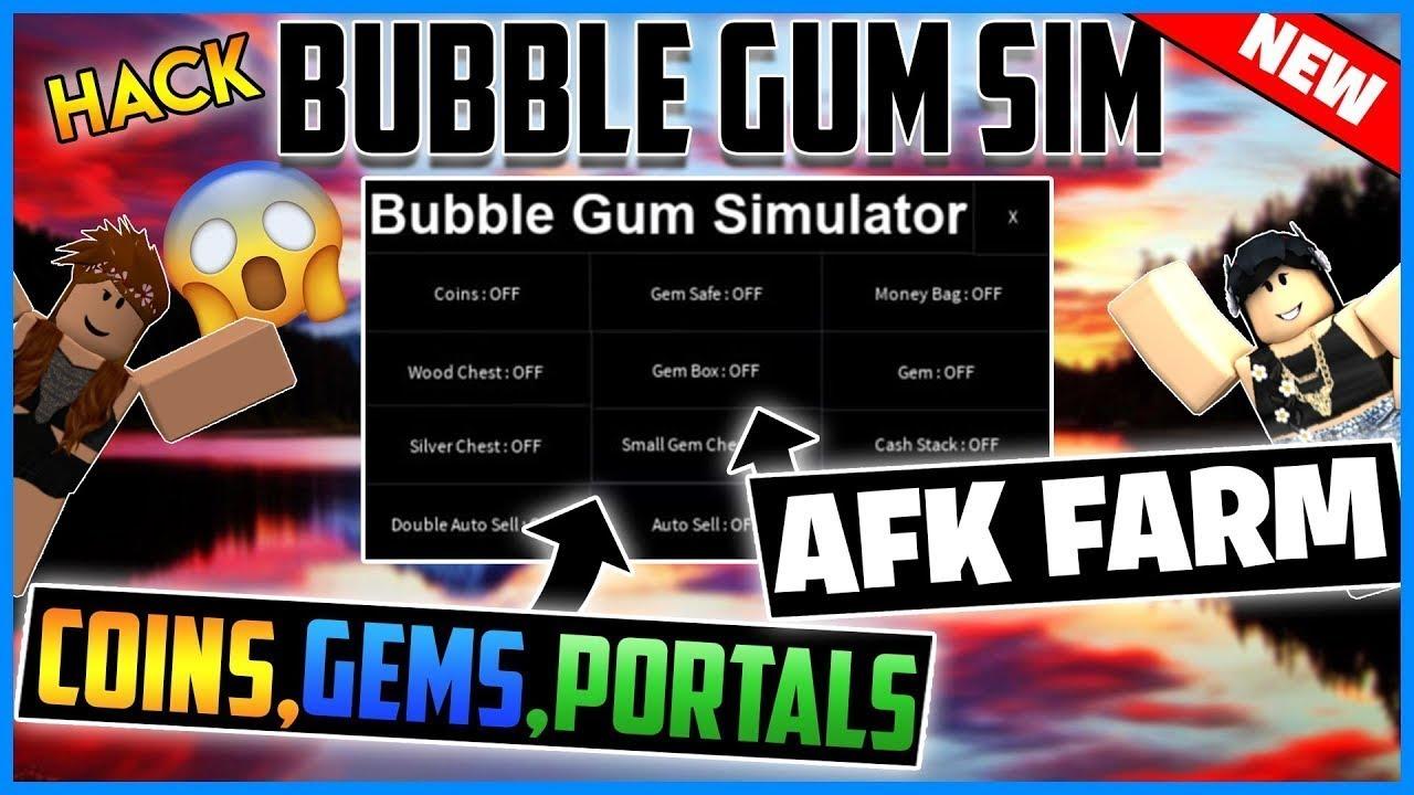 New Roblox Hack Bubble Gum Simulator Unlimited Coins Gems