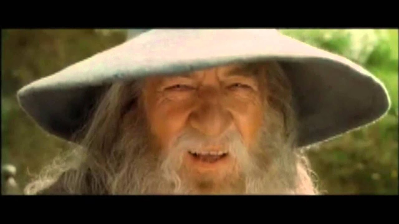 Mlg Hd Wallpaper Frodo And Gandalf Laughing For 10 Minutes Youtube