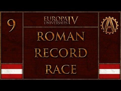 EUIV The Holy Roman Record Race 9