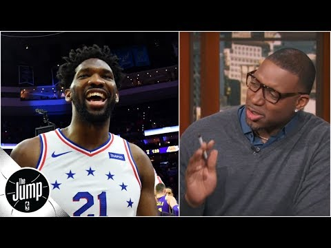 Tracy McGrady changes his prediction: 76ers, not Celtics, will go to NBA Finals | The Jump