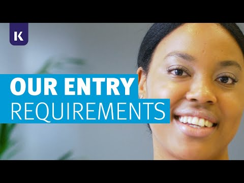 What Are The Entry Requirements? | Kaplan International Pathways